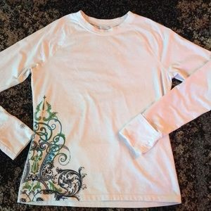 Athleta Long Sleeve Active Top L